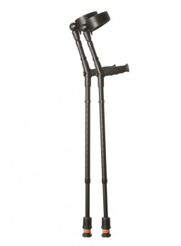 Flexyfoot crutches